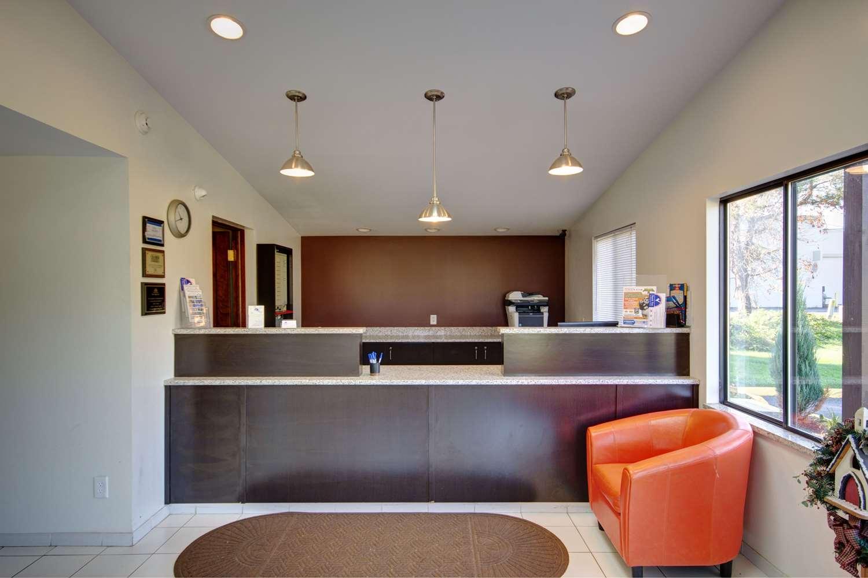 Lobby - Americas Best Value Inn Heath