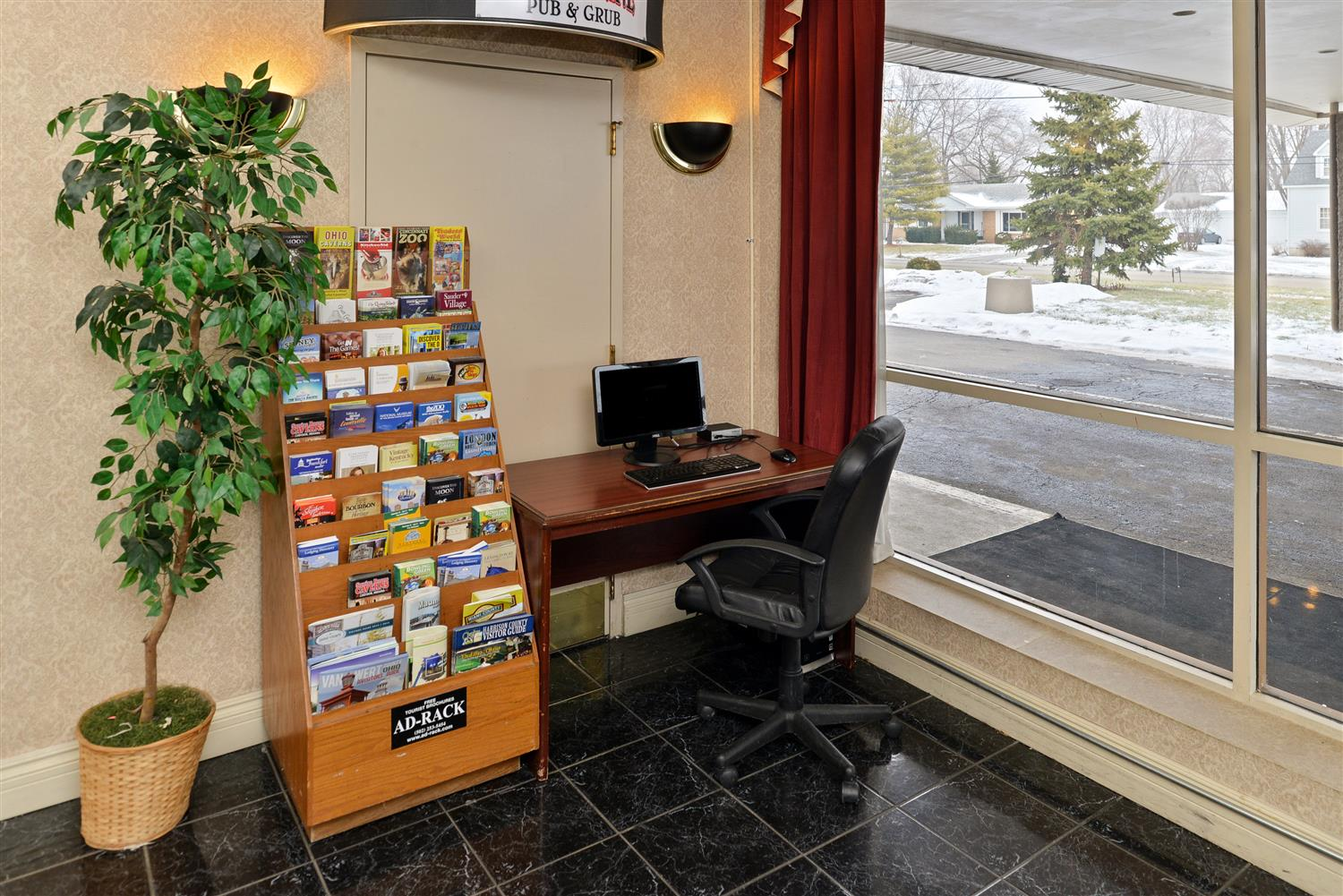 Conference Area - Americas Best Value Inn & Suites Northwood