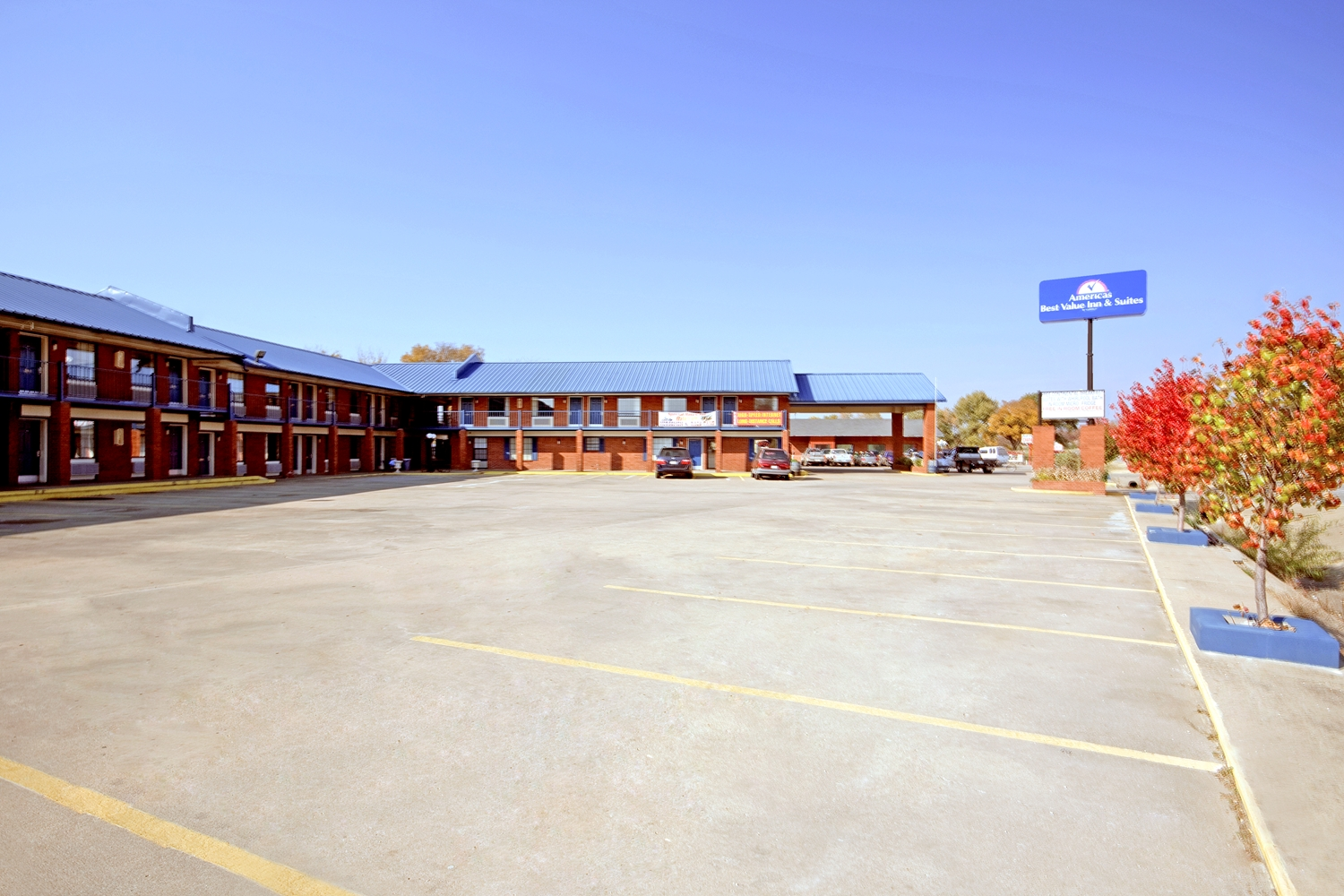 Exterior view - Americas Best Value Inn Sallisaw