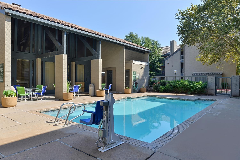 Pool - Americas Best Value Inn & Suites Tulsa