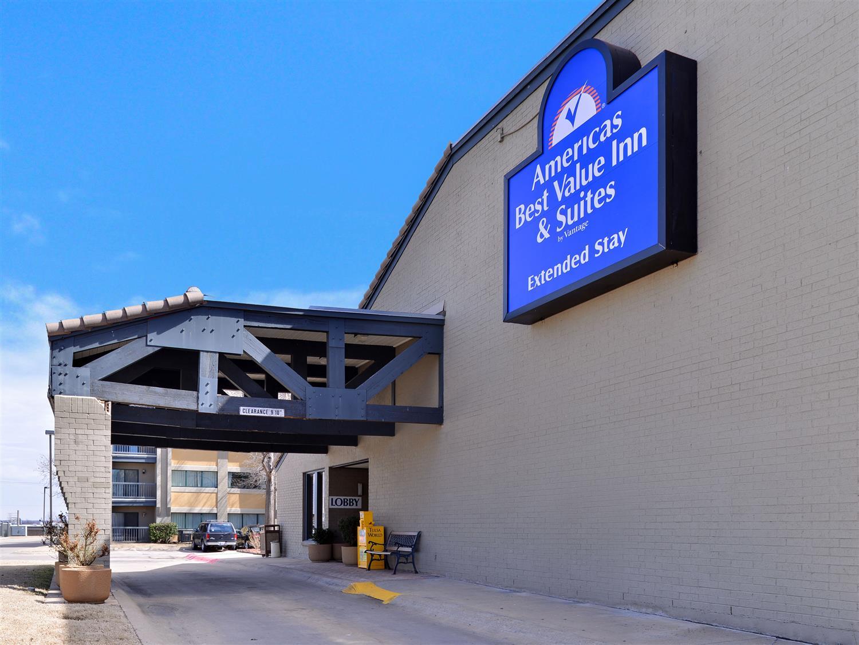 Exterior view - Americas Best Value Inn & Suites Tulsa