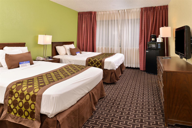 Room - Americas Best Value Inn & Suites Tulsa