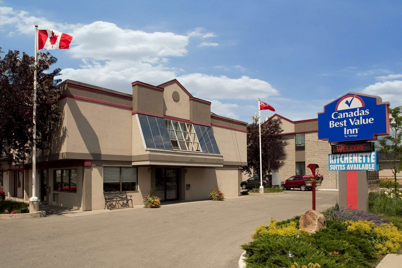 Exterior view - Canadas Best Value Inn Toronto