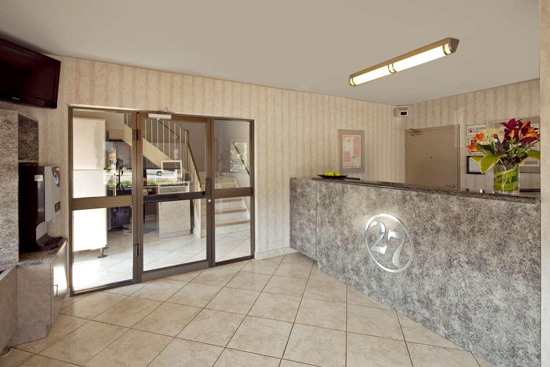 Lobby - Canadas Best Value Inn Toronto