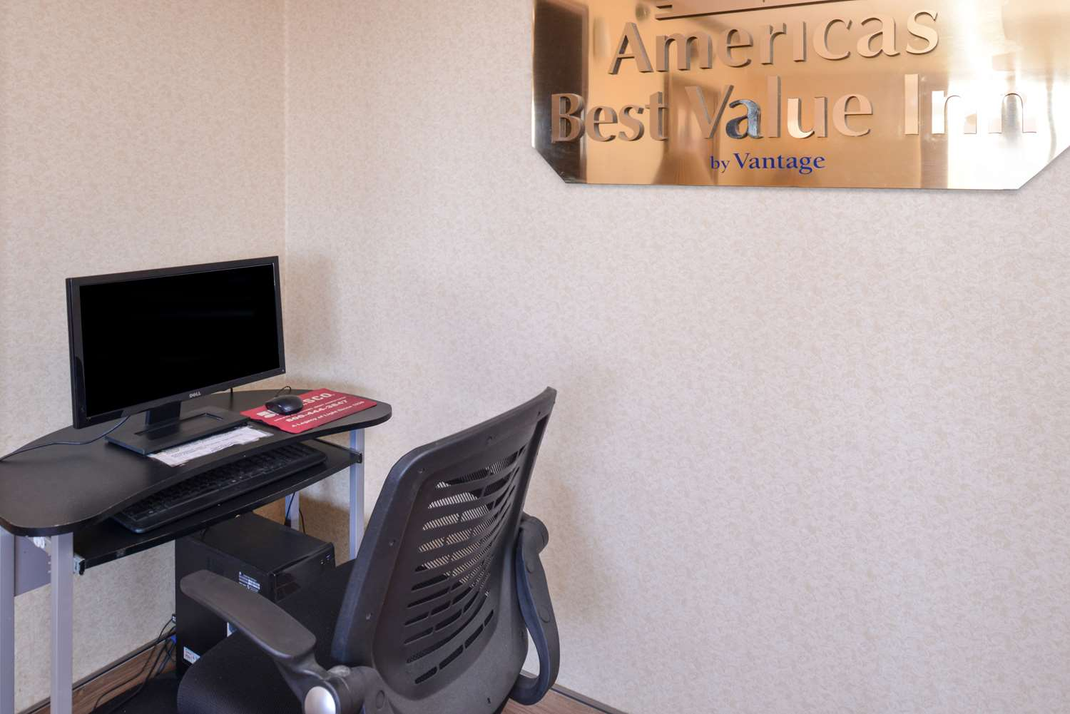 Conference Area - Americas Best Value Inn
