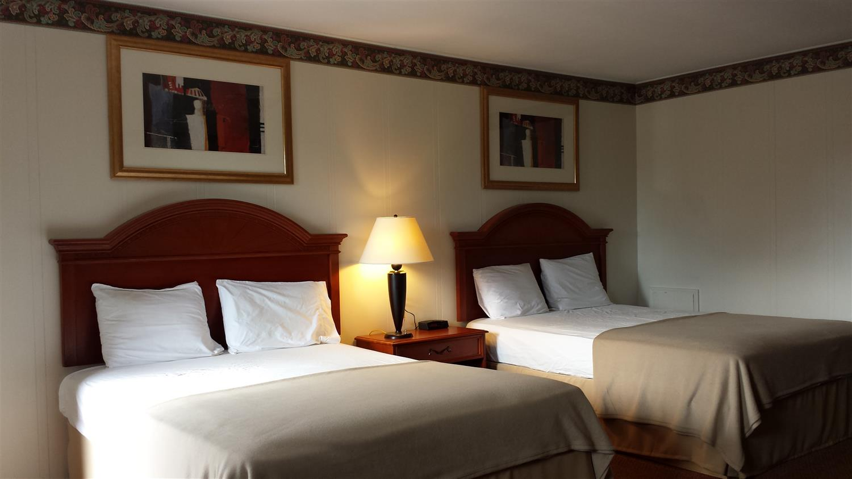 Room - Americas Best Value Inn Palmyra