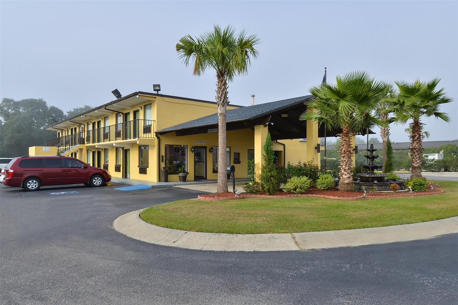 Exterior view - Americas Best Value Inn St George