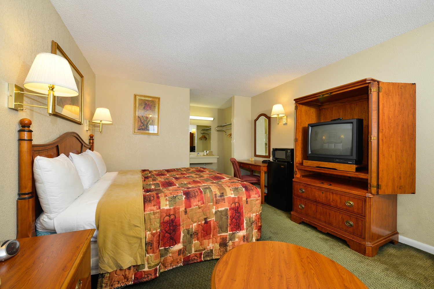 Room - Americas Best Value Inn Winnsboro