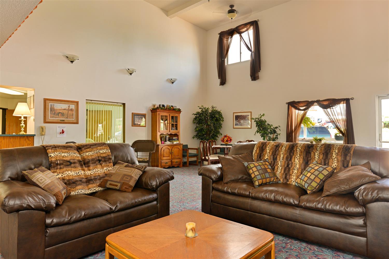 Lobby - Americas Best Value Inn Clear Lake