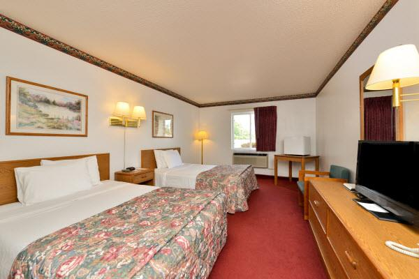 Room - Americas Best Value Inn Clear Lake