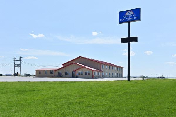 Exterior view - Americas Best Value Inn Kadoka