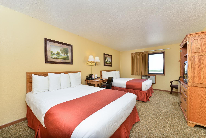 Room - Americas Best Value Inn Kadoka