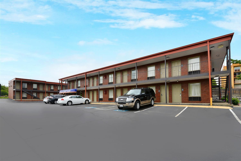 Exterior view - Americas Best Value Inn Central Nashville