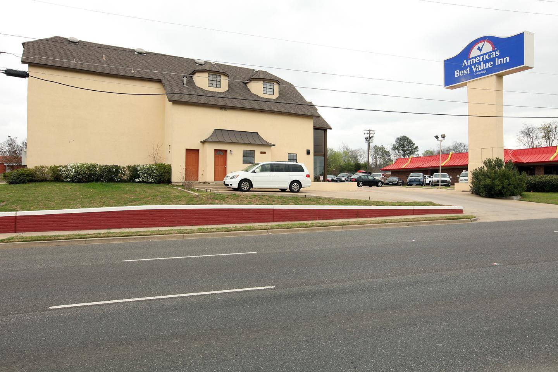 Exterior view - Americas Best Value Inn South Longview