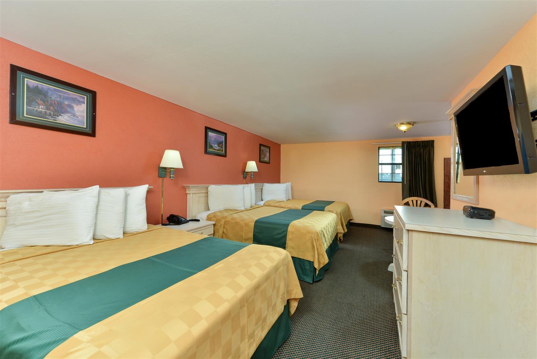 Room - Americas Best Value Inn Port Aransas