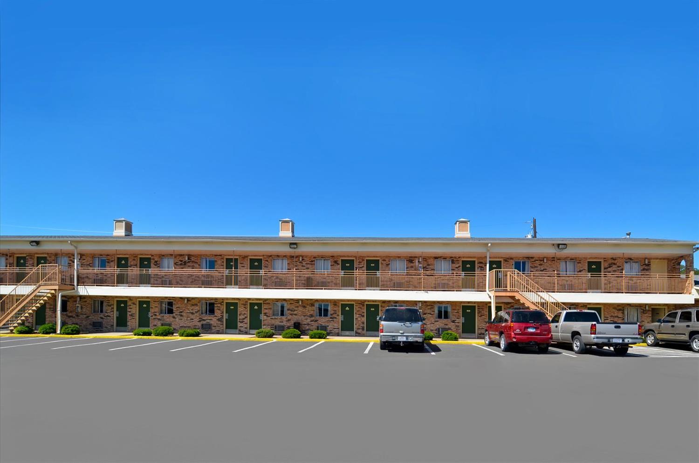Exterior view - Americas Best Value Inn Stephenville