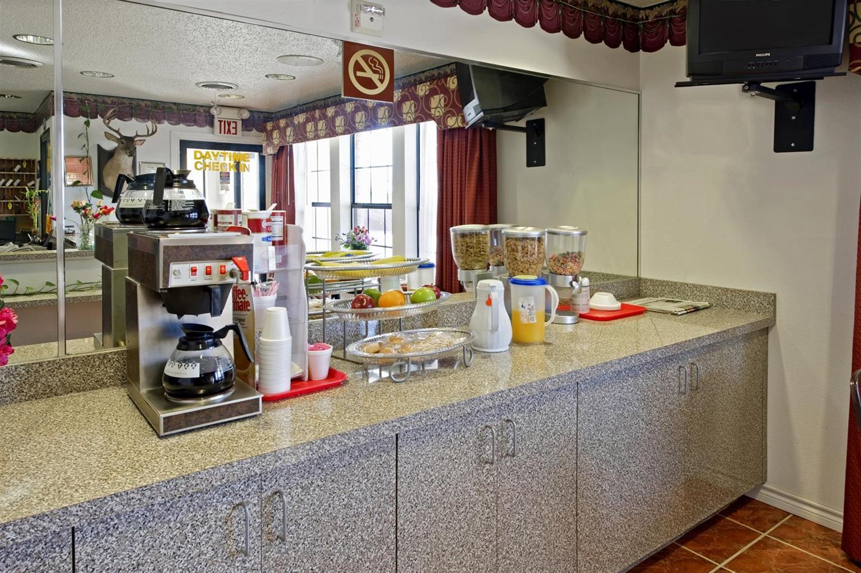 Restaurant - Americas Best Value Inn Weatherford