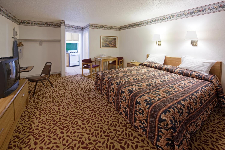 Suite - Americas Best Value Inn Weatherford