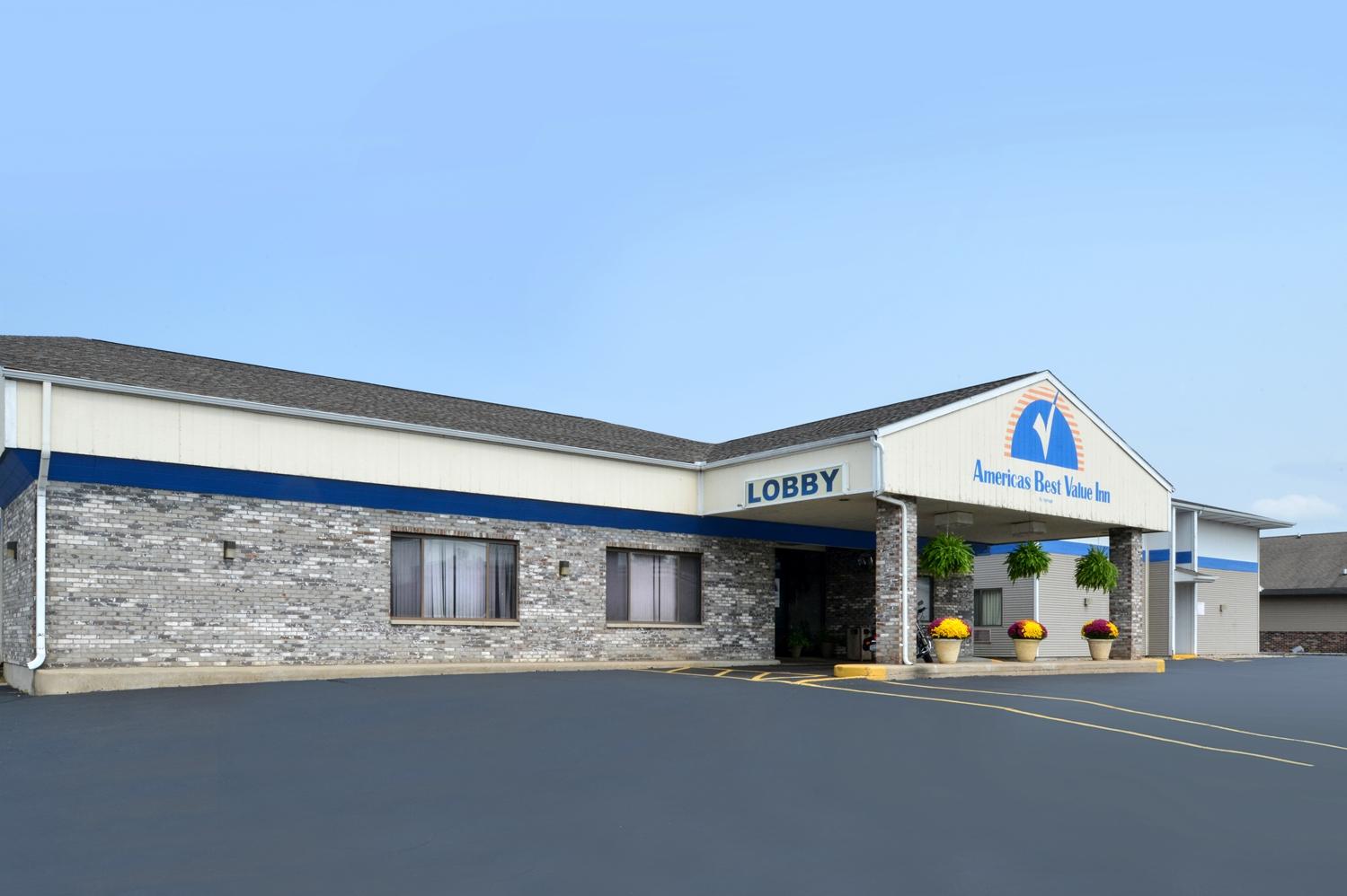 Exterior view - Americas Best Value Inn La Crosse