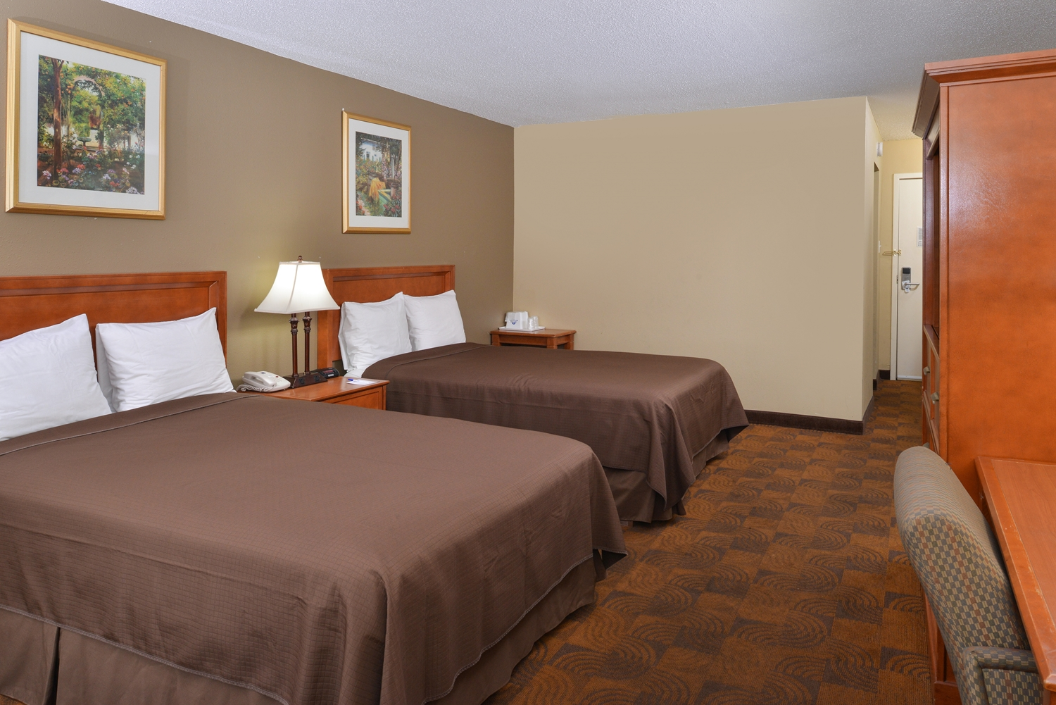 Room - Americas Best Value Inn & Suites East Memphis