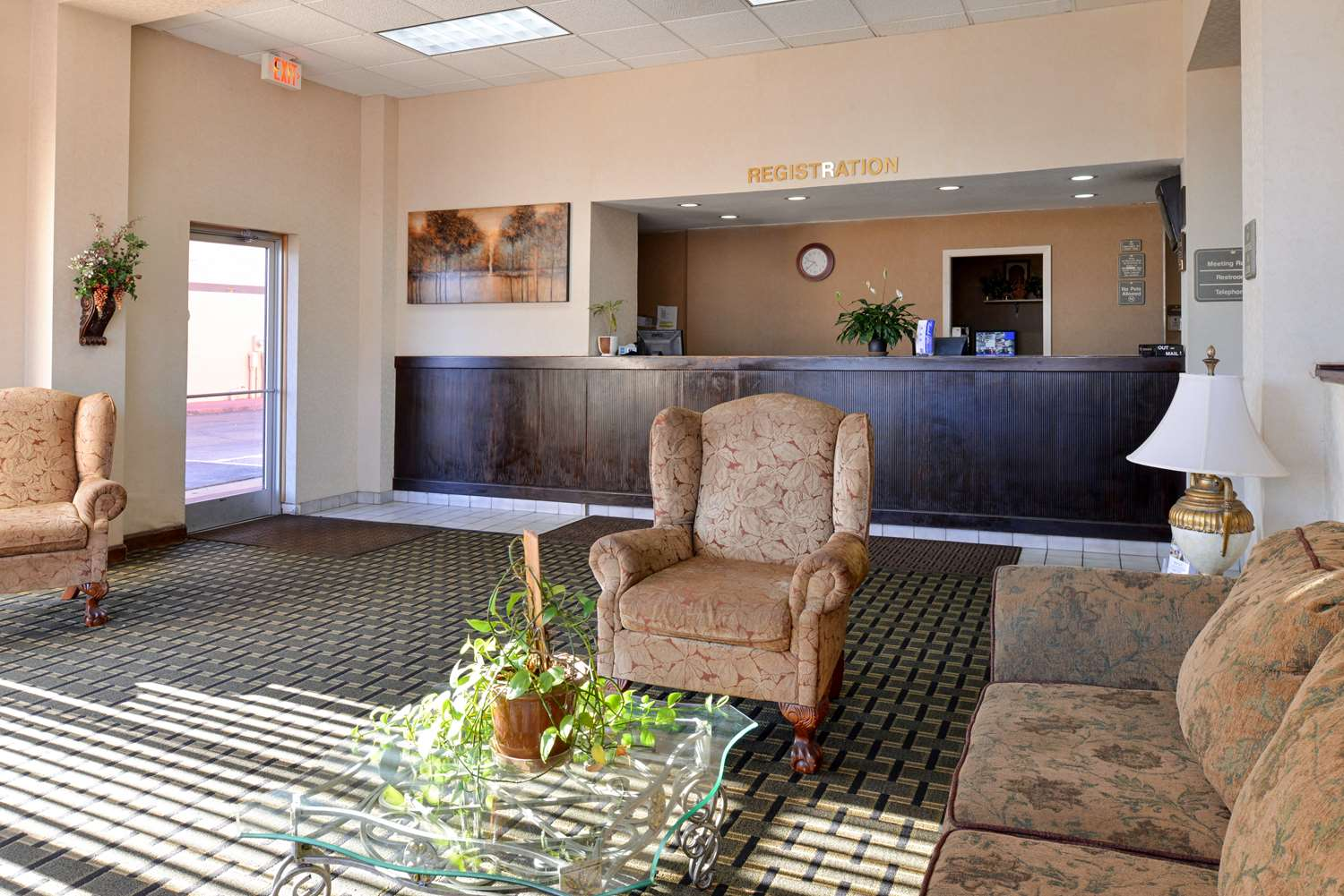 Lobby - Americas Best Value Inn & Suites East Memphis