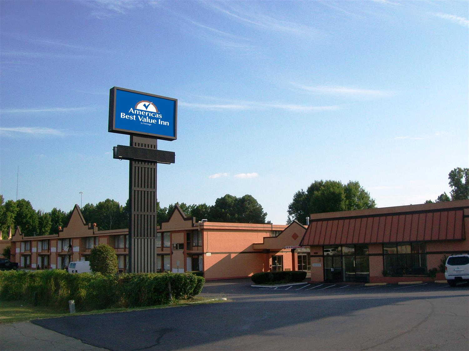 Exterior view - Americas Best Value Inn & Suites East Memphis