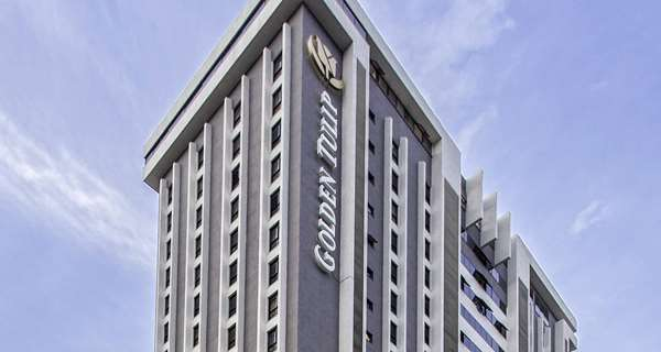 4 star hotel GOLDEN TULIP GOIANIA ADDRESS