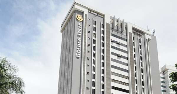 Golden Tulip Goiânia Address