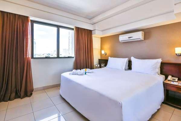 Hotel GOLDEN TULIP GOIANIA ADDRESS - Deluxe Room