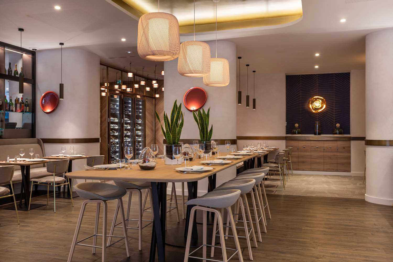 Restaurant - Hotel Golden Tulip Aix Les Bains