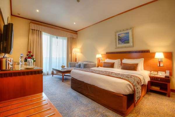 Hotel GOLDEN TULIP AL BARSHA DUBAI - Suite