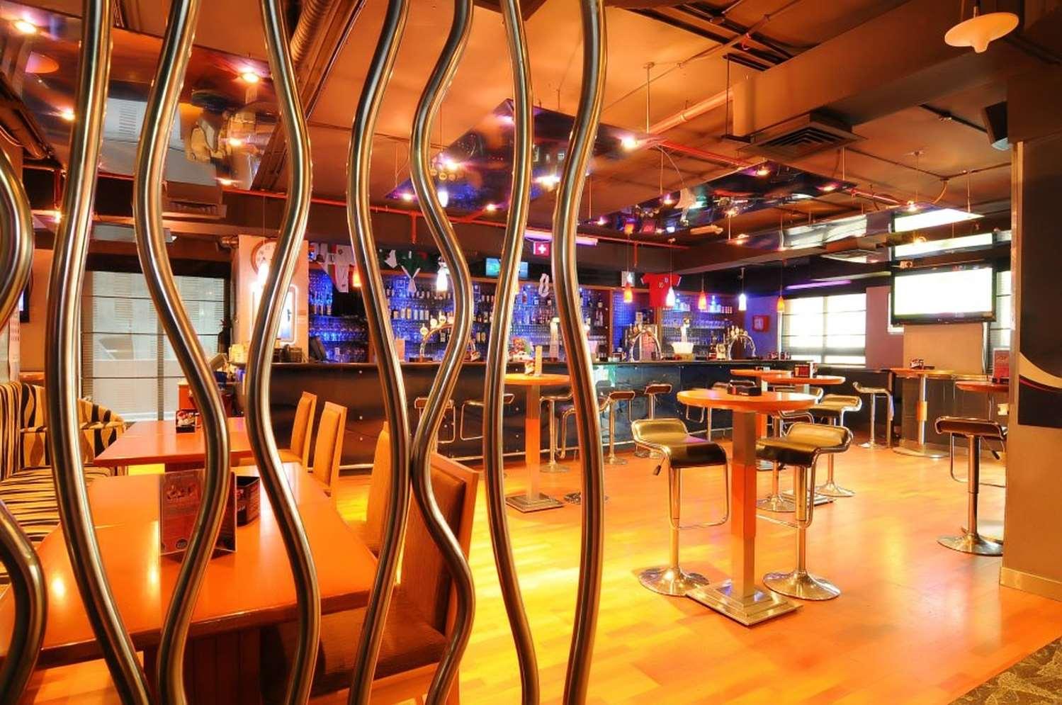 Restaurant - Hotel Golden Tulip Al Barsha Dubai