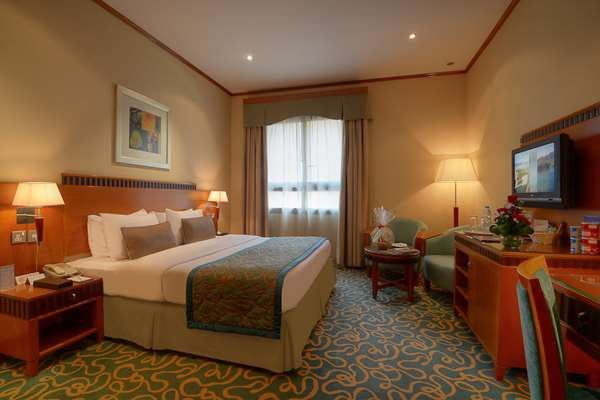 Hotel GOLDEN TULIP AL BARSHA DUBAI - Standard Room