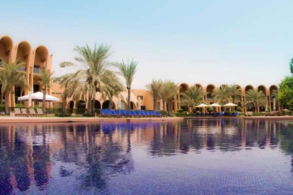 HOTEL GOLDEN TULIP AL JAZIRA HOTEL AND RESORT