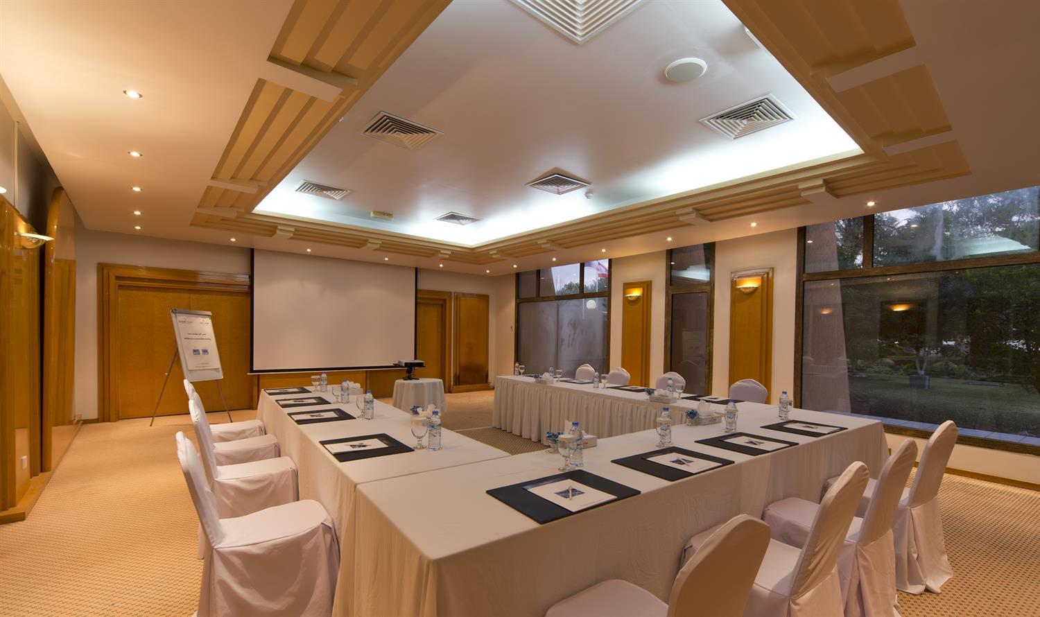Baniyas Room and Sheikh Zayed Board Room