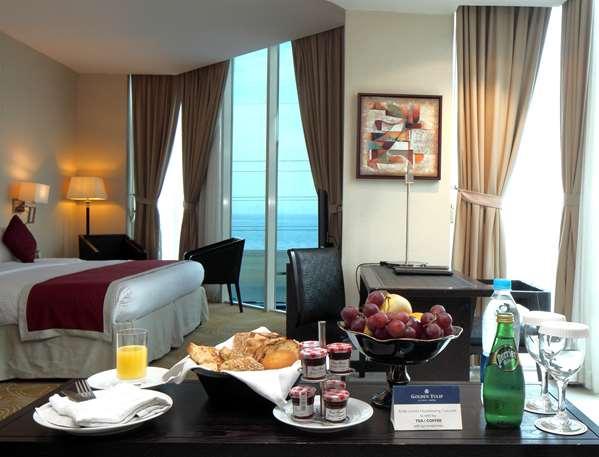 Hotel GOLDEN TULIP AL JUBAIL - Panoramic Suite - Golf view