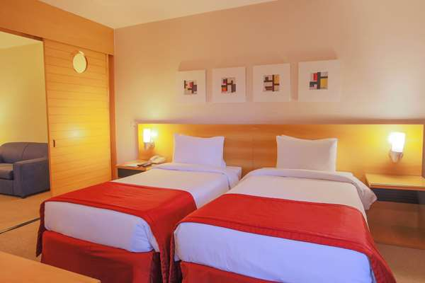 Hotel GOLDEN TULIP BRASILIA ALVORADA - Deluxe Room