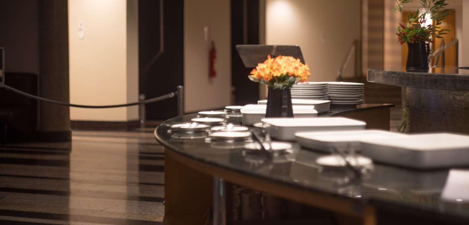 Restaurante - Hotel Golden Tulip Brasilia Alvorada