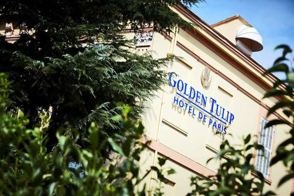 0 star hotel GOLDEN TULIP CANNES HOTEL DE PARIS