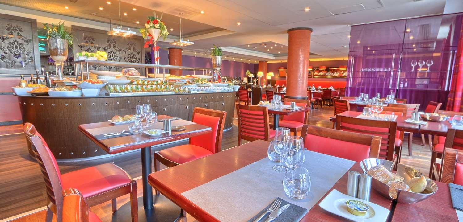 Restaurant - Hotel Golden Tulip Paris Cdg Airport Villepinte