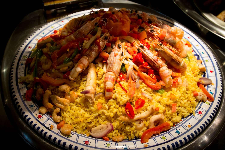 Restaurant - Hotel Golden Tulip El Mechtel