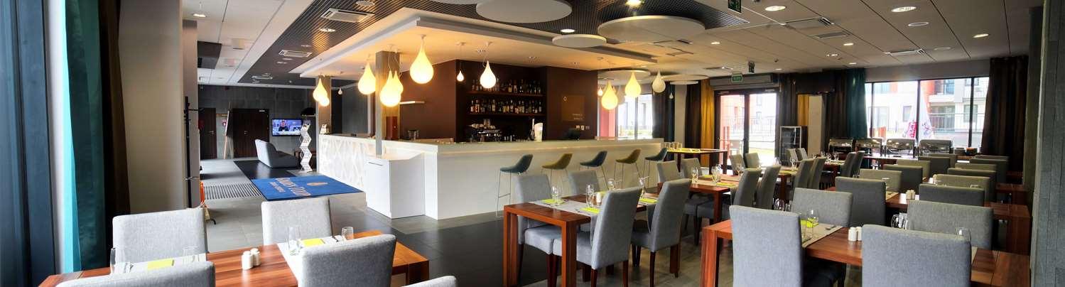 Restaurant - Residence Golden Tulip Gdansk Residence