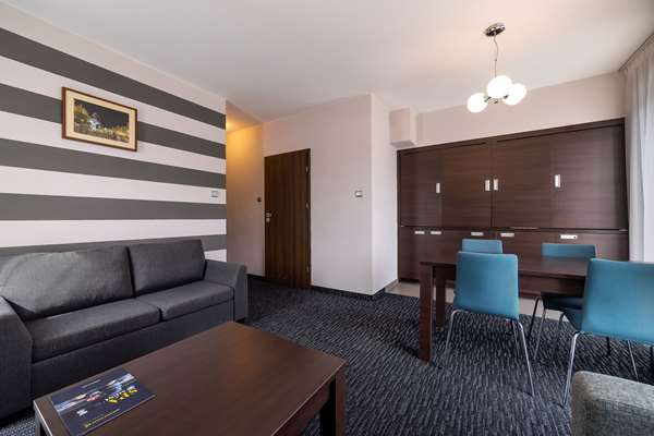 Hotel GOLDEN TULIP GDANSK RESIDENCE - Suite - 2 Bedrooms