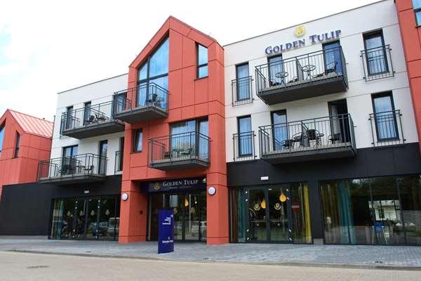4 star hotel GOLDEN TULIP GDANSK RESIDENCE
