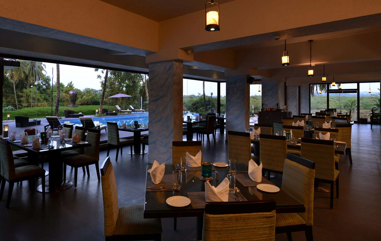 Restaurant - Resort Golden Tulip Goa Candolim