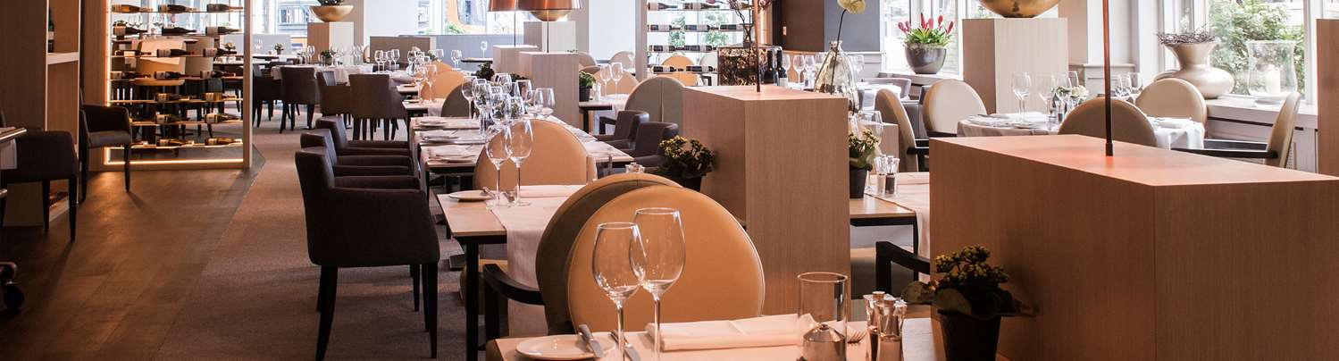 Restaurant - Hotel Golden Tulip Leiden Centre