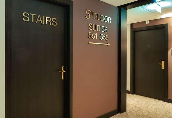 Hotel HOTEL GOLDEN TULIP LEIDEN CENTRE - Business Suite