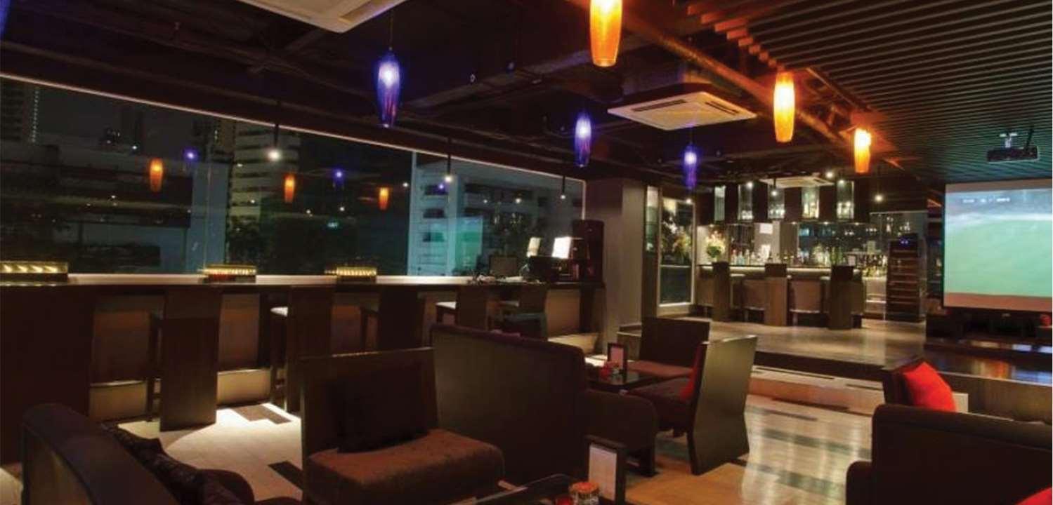 Restaurant - Hotel Golden Tulip Mandison Suites