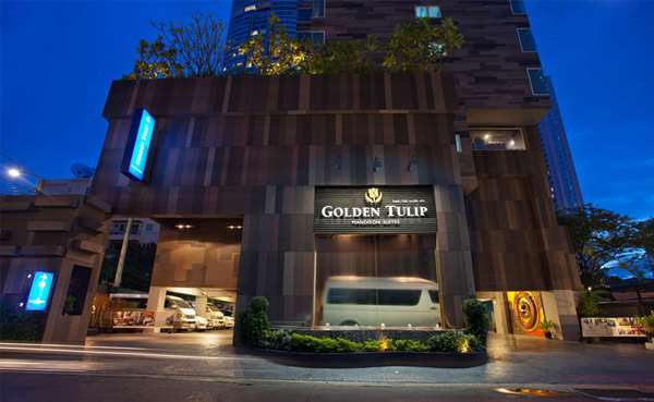4 star hotel GOLDEN TULIP MANDISON SUITES