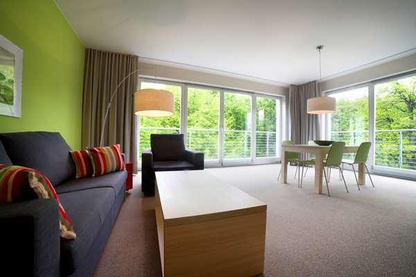 Hotel GOLDEN TULIP MIEDZYZDROJE RESIDENCE - Comfort Apartment